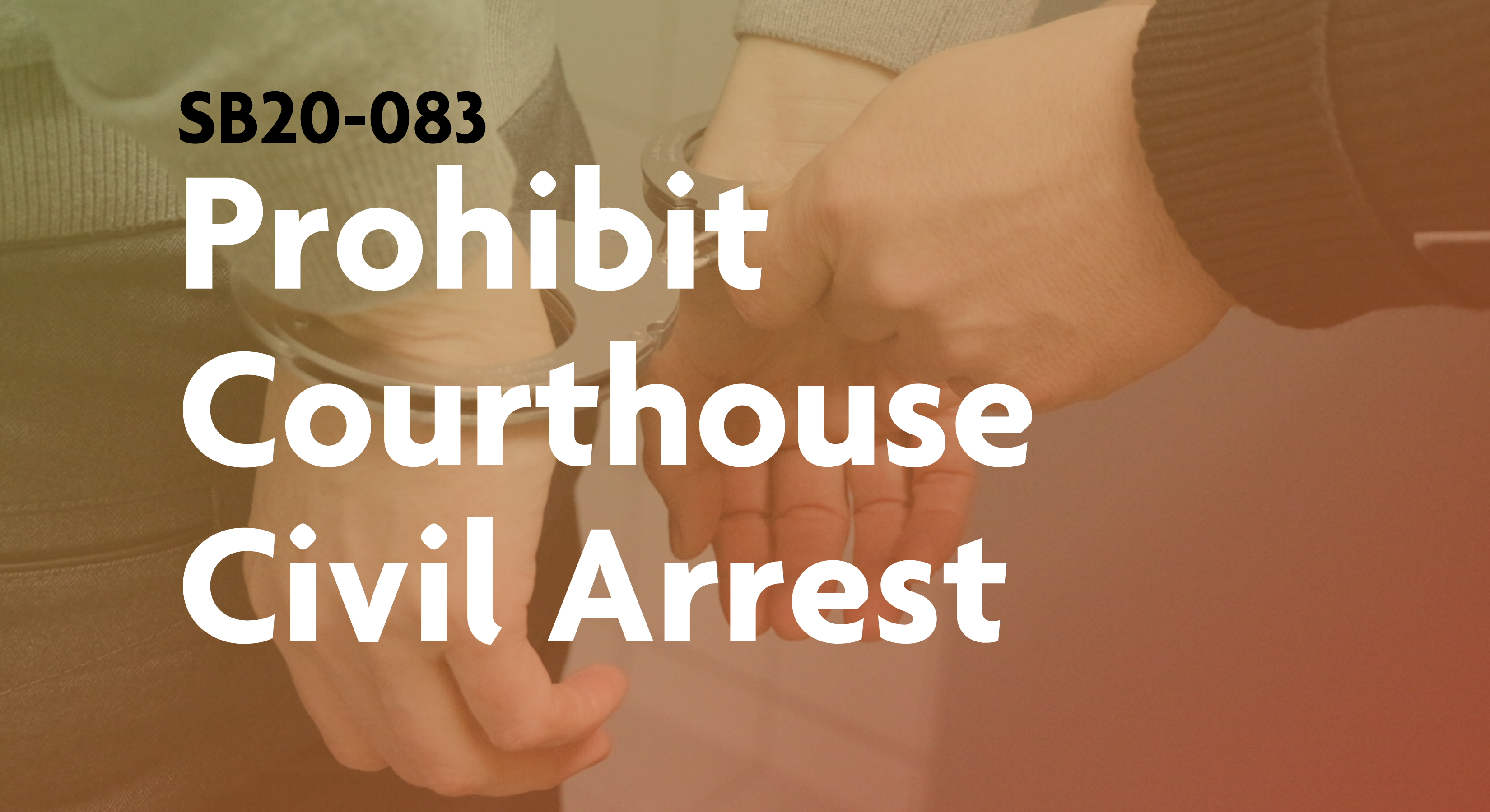 Prohibit Courthouse Civil Arrest linked image