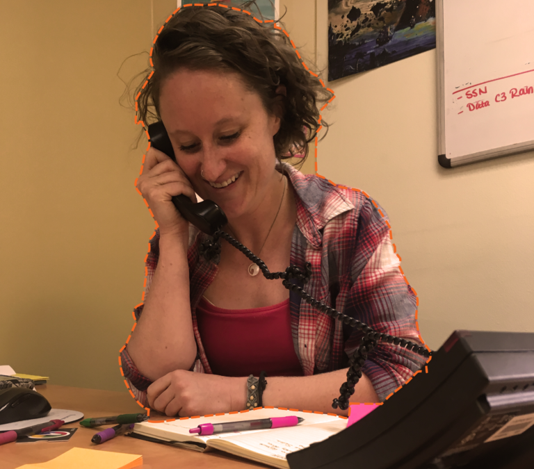 Humans of CIRC: Caitlin Trent
