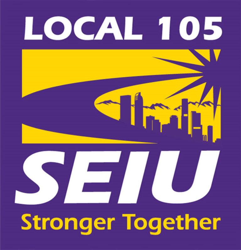 SEIU local 15 logo