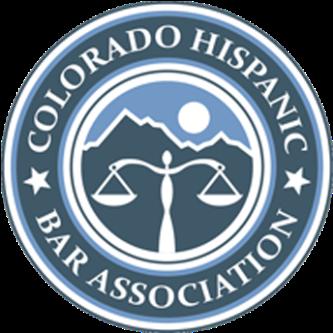 Colorado Hispanic Bar Association logo
